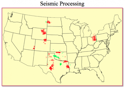 Flamingo Seismic Processing