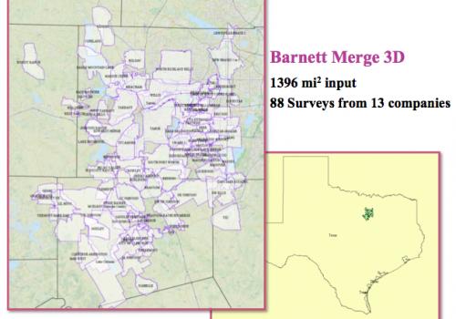 Barnett Merge 3D
